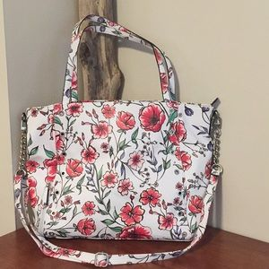 🌺 Sam & Libby wine tote bag